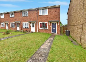 Thumbnail 2 bed end terrace house for sale in Woodlands Drive, Thetford, Norfolk