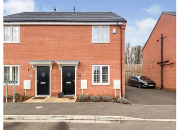 2 bed semi-detached house for sale in Low Lane, Spalding PE12