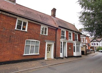 Thumbnail 2 bed terraced house for sale in Church Street, Wymondham