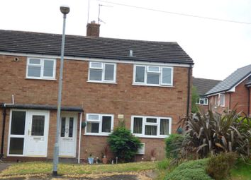 Thumbnail 1 bedroom flat to rent in Santridge Lane, Bromsgrove