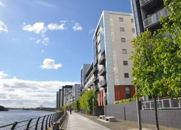 Thumbnail 2 bed flat to rent in Meadowside Quay Walk, Glasgow Harbour, Glasgow