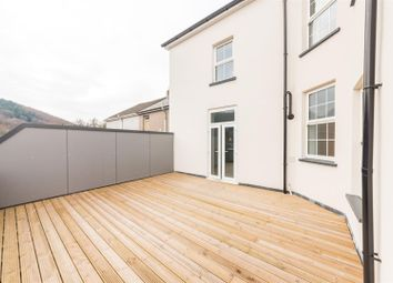Thumbnail 2 bedroom flat to rent in Gladstone Street, Cross Keys, Newport