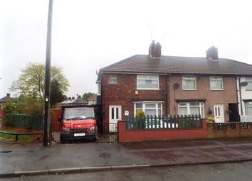 Thumbnail 3 bed terraced house for sale in Broadoak Road, Liverpool, Merseyside, United Kingdom