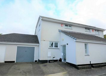 Thumbnail 3 bed semi-detached house for sale in Captains Court, Redruth, Cornwall