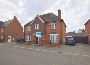 Thumbnail 4 bed detached house for sale in Redworth Mews, Amesbury, Salisbury, Wiltshire