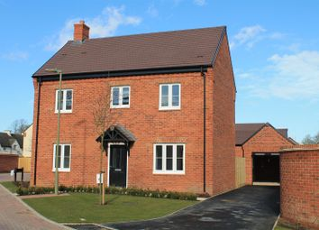 Thumbnail 4 bed detached house for sale in The Village Green, Upper Heyford, Bicester