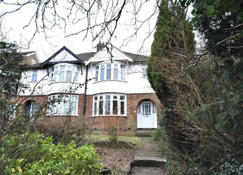 Thumbnail 3 bed semi-detached house for sale in Kettering Road, Abington, Northampton