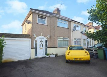 Thumbnail 3 bed semi-detached house for sale in Sefton Avenue, Harrow