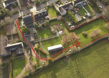 Thumbnail Land for sale in Longton Road, Barlaston, Stoke-On-Trent
