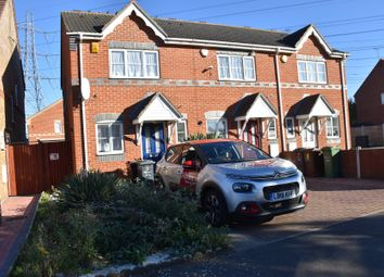 Thumbnail 2 bed semi-detached house to rent in Sovereign Road, Barking, Essex