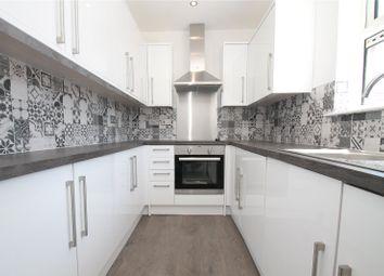 Thumbnail 2 bed flat for sale in Shepherd Street, Northfleet, Kent