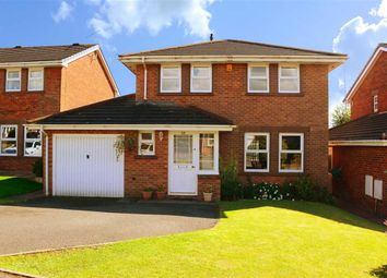 Thumbnail 4 bed detached house for sale in The Brackens, Clayton, Newcastle-Under-Lyme