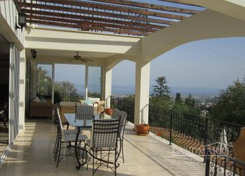 Thumbnail 5 bed villa for sale in Bellapais, Bellapais, Kyrenia