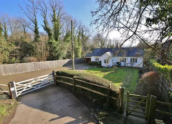 4 bed detached bungalow for sale in Pilgrims Way, Trottiscliffe, West Malling ME19