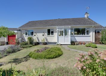 Thumbnail 3 bed detached bungalow for sale in Langaller Close, Bovey Tracey, Newton Abbot