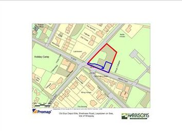 Thumbnail Land for sale in Old Bus Depot Site, Shellness Road, Leysdown On Sea, Isle Of Sheppey, Kent