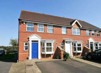 Thumbnail 3 bed end terrace house for sale in William Close, Stubbington, Hampshire