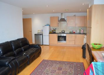 Thumbnail 2 bed flat for sale in Navigation Street, Leicester