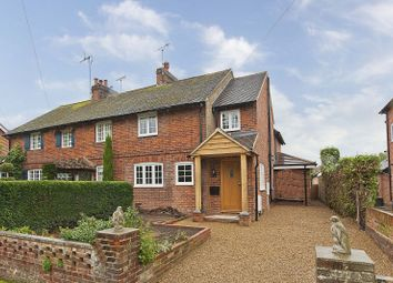 Thumbnail 3 bed end terrace house for sale in Tilt Road, Cobham