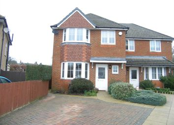 4 bed semi-detached house for sale in The Copse, Bushey WD23