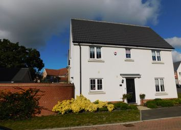 Thumbnail 3 bed semi-detached house for sale in Hedge Sparrow Road, Stowmarket