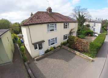 Thumbnail 2 bedroom semi-detached house for sale in Kings Hill, Great Cornard, Sudbury