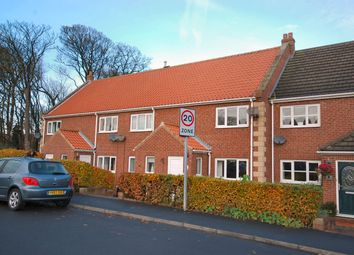 Thumbnail 3 bed terraced house for sale in Sycamore Court, Whitby