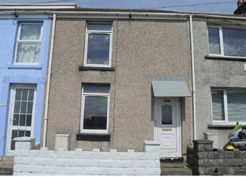 Thumbnail 2 bed terraced house for sale in Carmarthen Road, Swansea