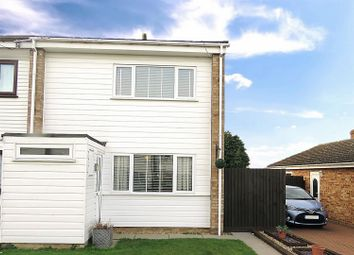 Thumbnail 2 bed semi-detached house for sale in Hopton Fields, Market Harborough