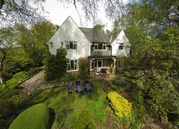 Thumbnail 5 bed detached house for sale in Pecket Well, Hebden Bridge, West Yorkshire