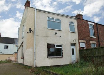 Thumbnail 3 bedroom end terrace house for sale in Eldon Lane, Bishop Auckland, Durham