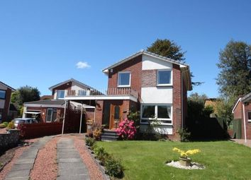 Thumbnail 3 bed detached house for sale in Cruachan Way, Barrhead, Glasgow, East Renfrewshire