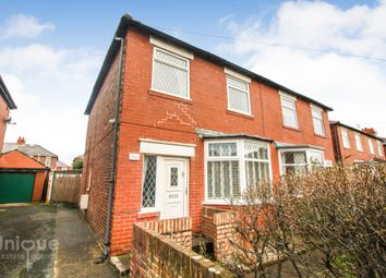 3 bed semi-detached house for sale in Myerscough Avenue, Lytham St. Annes FY8