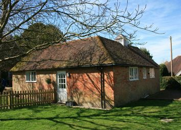 Thumbnail 1 bed detached house to rent in The Street, Benenden, Cranbrook