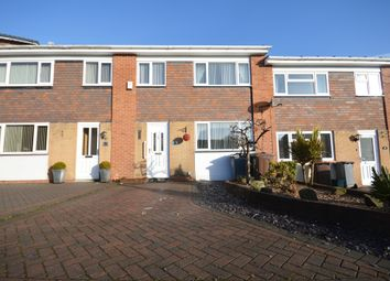 Thumbnail 3 bed terraced house for sale in Stretton Road, Shirley, Solihull