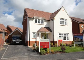 Thumbnail 4 bed detached house for sale in Squares Road, Chilton Trinity, Bridgwater