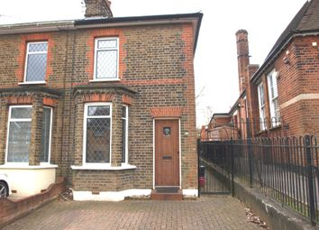 Thumbnail 3 bed end terrace house to rent in Crescent Road, Brentwood