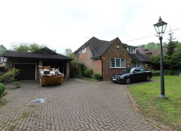 Thumbnail 5 bed bungalow for sale in Cossington Road, Chatham, Kent
