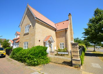Thumbnail 3 bedroom semi-detached house for sale in Alnesbourn Crescent, Ipswich