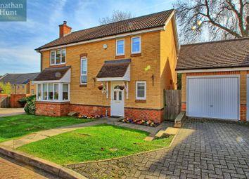 Thumbnail 4 bedroom detached house for sale in Ellis Close, Hoddesdon