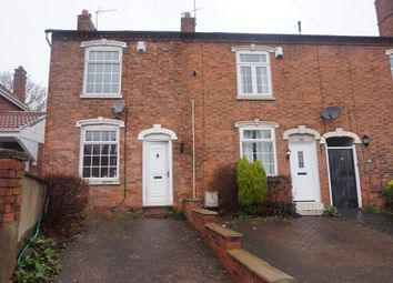 Thumbnail 3 bed end terrace house for sale in Wood Lane, Handsworth Wood, Birmingham