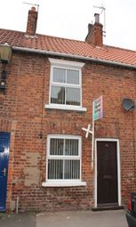 Thumbnail 2 bedroom terraced house to rent in Millgate, Selby