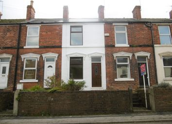 Thumbnail 2 bed terraced house to rent in Scarsdale Road, Dronfield