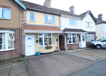 Thumbnail 2 bed property for sale in Newstead Avenue, Burbage, Hinckley