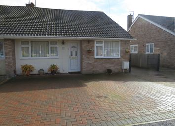 Thumbnail 4 bed semi-detached bungalow for sale in Mere Dyke Road, Steventon, Abingdon