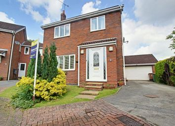 Thumbnail 4 bed detached house for sale in Haven Garth, Brough