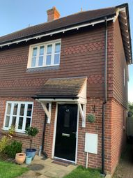 Thumbnail 2 bed semi-detached house for sale in Alexander Mead, Newick