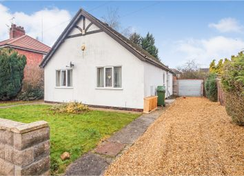 Thumbnail 3 bed detached bungalow for sale in Highfield Avenue, Lincoln