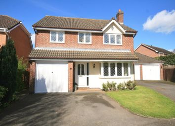 Thumbnail 4 bed detached house to rent in Cherry Gardens, Bishops Waltham, Southampton