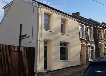 Thumbnail 3 bed end terrace house for sale in Woodland Street, Mountain Ash